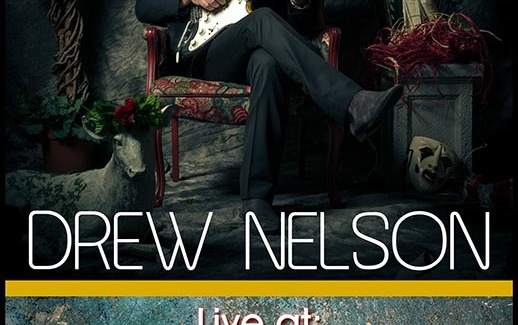 Drew Nelson live at the Atomic Rooster - 2014