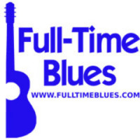 Full Time Blues Radio Logo
