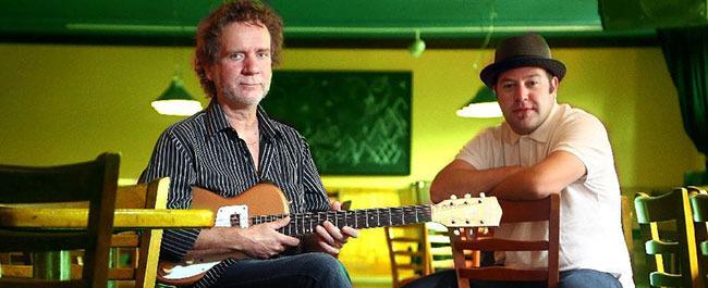 Drew Nelson & Steve Marriner