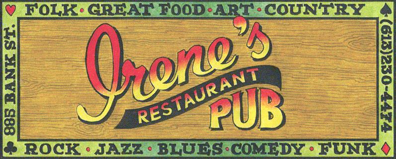 Irene's Pub - Ottawa, Ontario, Canada